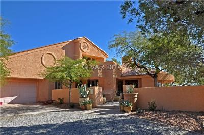 Las Vegas Single Family Home For Sale: 14444 Roundabout Circle