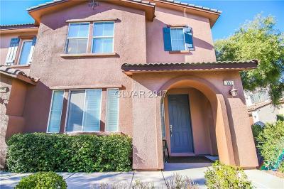 Las Vegas NV Condo/Townhouse For Sale: $349,888