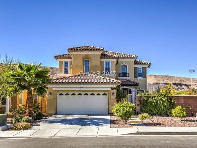 Las Vegas  Single Family Home For Sale: 6007 Honeysuckle Ridge Street