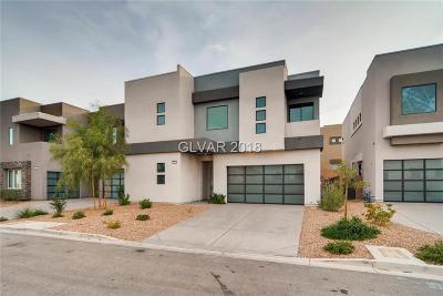 Henderson NV Single Family Home For Sale: $564,900