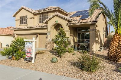 Henderson NV Single Family Home Sold: $405,000