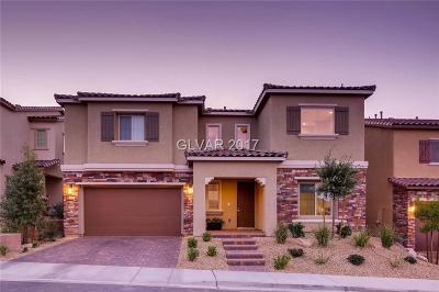 Henderson NV Single Family Home For Sale: $495,000