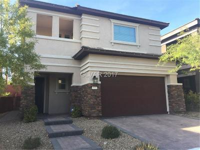 Las Vegas Single Family Home For Sale: 5353 Alden Glen Drive