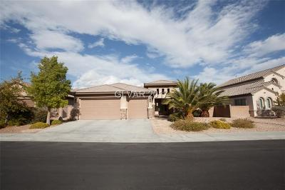 North Las Vegas Single Family Home Contingent Offer: 3512 Frigatebird Lane
