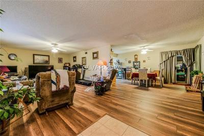 Las Vegas Condo/Townhouse For Sale: 3519 Haverhill Street