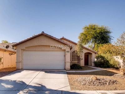 North Las Vegas Single Family Home For Sale: 3343 Trotting Horse Road