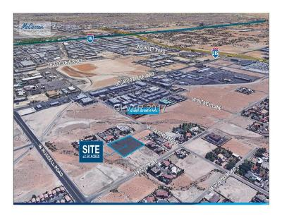 Las Vegas Residential Lots & Land Contingent Offer: Mohawk