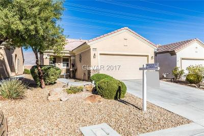 North Las Vegas Single Family Home For Sale: 2816 Ground Robin Drive