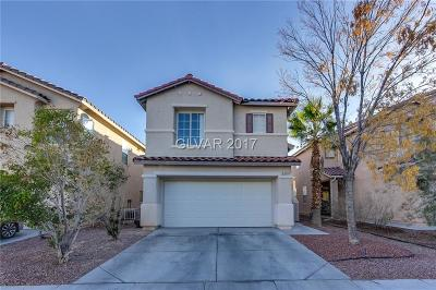 Las Vegas NV Single Family Home For Sale: $282,000