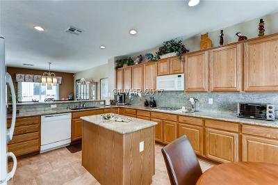 North Las Vegas Single Family Home Contingent Offer: 7652 Broadwing Drive
