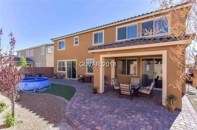 North Las Vegas Single Family Home Contingent Offer: 1208 Alamosa Ridge Court