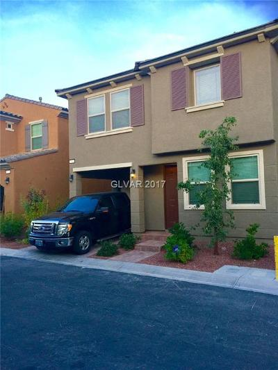 Single Family Home Contingent Offer: 7568 Chimney Point Court