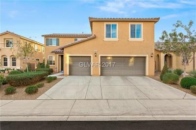North Las Vegas Single Family Home For Sale: 6649 Fort William Street