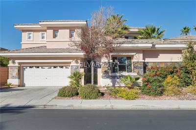 Las Vegas NV Single Family Home Contingent Offer: $650,000