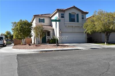 Single Family Home For Sale: 8405 Debellis Creek Court