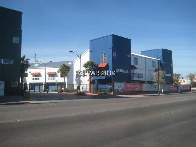 Las Vegas Condo/Townhouse Contingent Offer: 239 Dougram Street