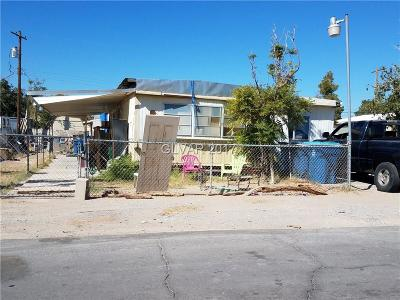 Las Vegas Manufactured Home For Sale: 2241 Raymond Lane