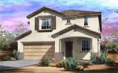 North Las Vegas Single Family Home Contingent Offer: 5820 Petrified Tree Lane #lot 37