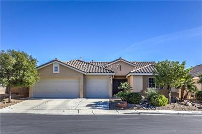 North Las Vegas Single Family Home For Sale: 7138 White Blanket Court