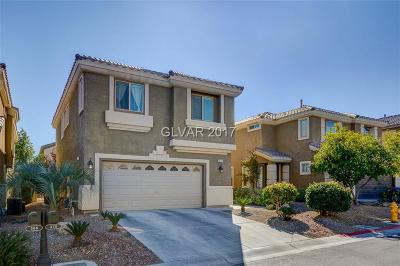 Las Vegas Single Family Home Contingent Offer: 370 Center Green Drive