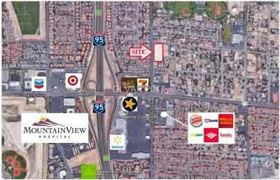 Las Vegas Residential Lots & Land For Sale: 3336 North Rainbow Boulevard