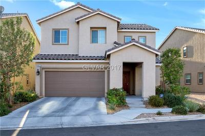 Las Vegas Single Family Home For Sale: 8123 Turquoise Tide Drive