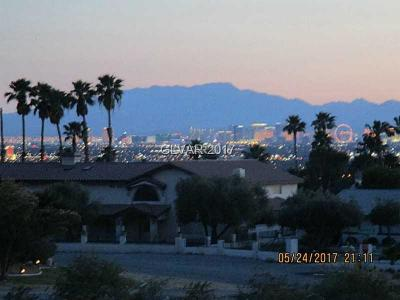 Las Vegas Residential Lots & Land For Sale: 619 Sari Drive