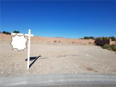 Las Vegas Residential Lots & Land For Sale: 4399 Maltese Crest Circle