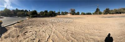 Las Vegas Residential Lots & Land For Sale: 3740 Caesars Circle