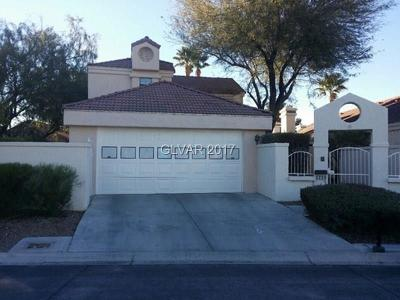 Clark County Rental For Rent: 5229 Crooked Sky Circle
