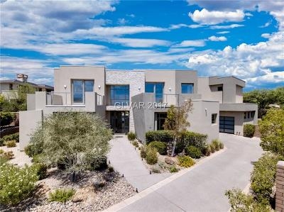 Las Vegas Single Family Home For Sale: 14 Drifting Shadow Way