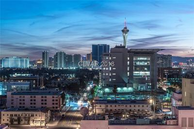 Clark County High Rise For Sale: 150 North Las Vegas Boulevard #1115