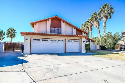 Henderson Single Family Home For Sale: 313 Encima Court