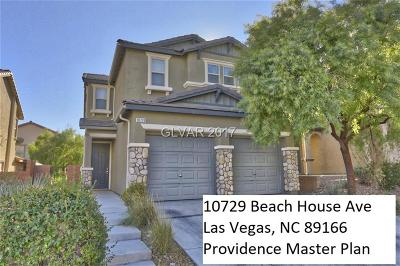 Single Family Home Contingent Offer: 10729 Beach House Avenue