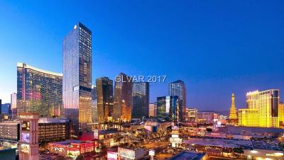 Clark County High Rise For Sale: 3750 South Las Vegas Boulevard #4107