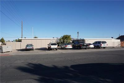 North Las Vegas Multi Family Home Contingent Offer: 2334 Crawford Street