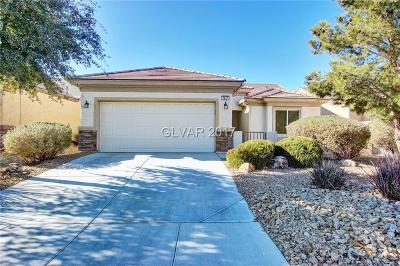 North Las Vegas Single Family Home Contingent Offer: 7821 Homing Pigeon Street