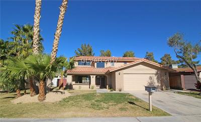 Henderson Single Family Home For Sale: 3117 High View Drive