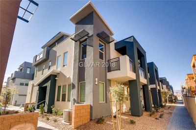 Las Vegas Condo/Townhouse For Sale: 11290 Kraft Mountain Avenue #103