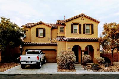 Las Vegas NV Single Family Home Sold: $295,000