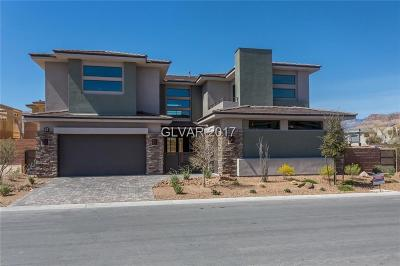 Las Vegas Single Family Home For Sale: 47 Pristine Glen Street