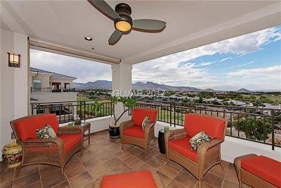 Clark County Condo/Townhouse Contingent Offer: 9200 Tesoras Drive #401