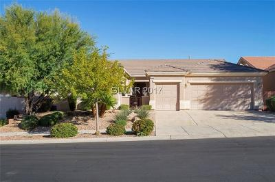 Clark County Single Family Home For Sale: 2118 King Mesa Drive