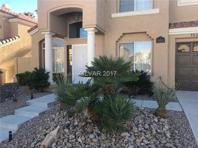 Henderson, Las Vegas Single Family Home For Sale