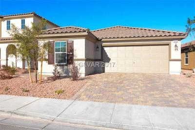 Las Vegas Single Family Home For Sale: 9130 Ellington Hill Lane