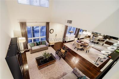 Clark County High Rise For Sale: 4545 Dean Martin Drive #101