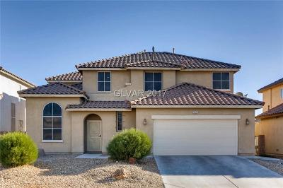 North Las Vegas Single Family Home For Sale: 5520 Goldfield Street