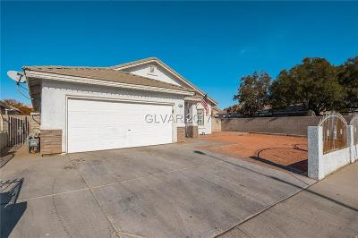 Clark County Single Family Home Contingent Offer: 2410 Hollow Oak Avenue