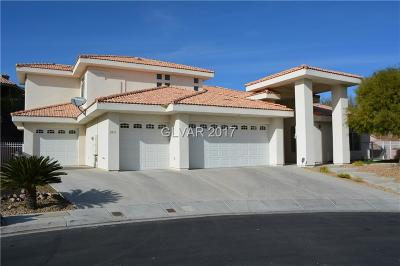 Clark County Single Family Home For Sale: 2013 Amber Stone Court