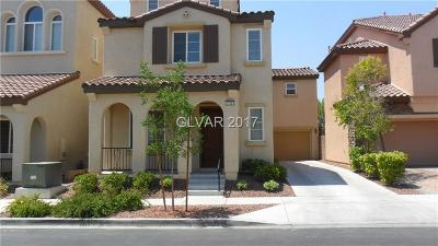 Las Vegas Single Family Home Contingent Offer: 11321 Colinward Avenue